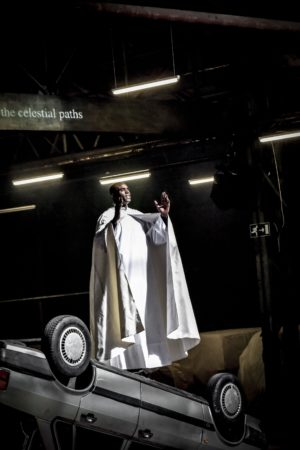 """ART CITY Bologna 2020 appuntamento con lo Special project Romeo Castellucci """"La vita nuova"""". Prima nazionale 24 e 25 gennaio 2020"""