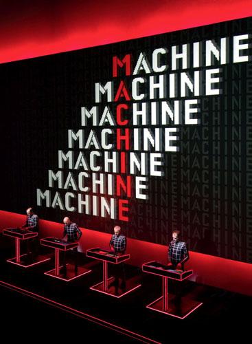 I Kraftwerk aggiungono una nuova data italiana al loro tour 3-D 2020
