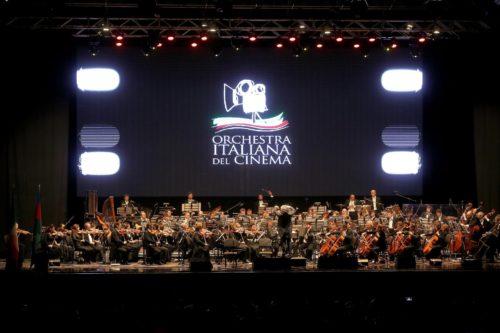 L'Orchestra Italiana del Cinema al concerto Natale in Vaticano