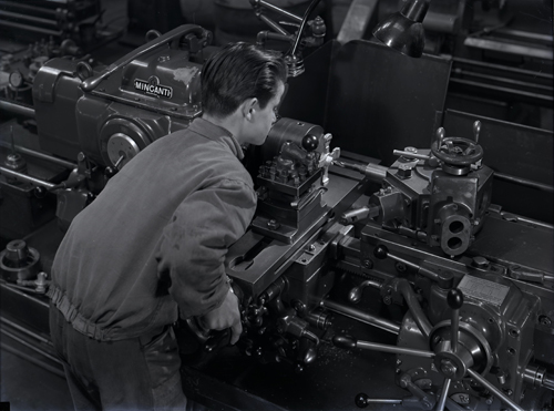 Noi siamo la Minganti. Bologna e il lavoro industriale tra fotografia e memoria (1919-2019), la mostra al Museo del Patrimonio Industriale di Bologna