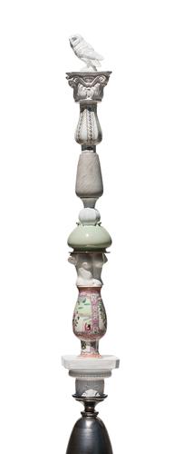 Le Cariatidi di Luca Freschi in mostra al MEB per ART CITY Bologna