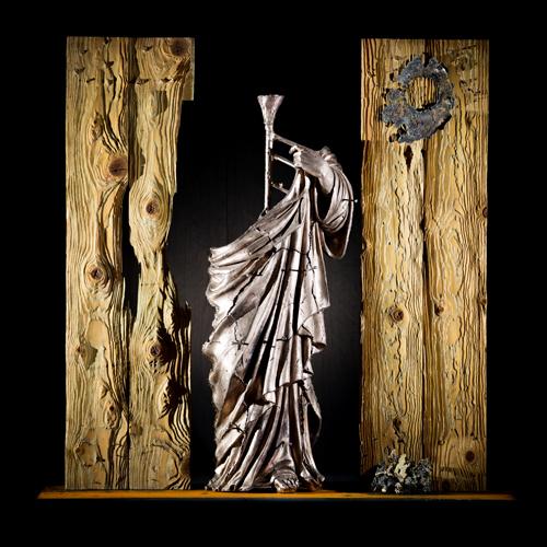 L'anima sacra delle cose, la mostra personale di Valentina Lucarini Orejon a Palazzo Naiadi di Roma