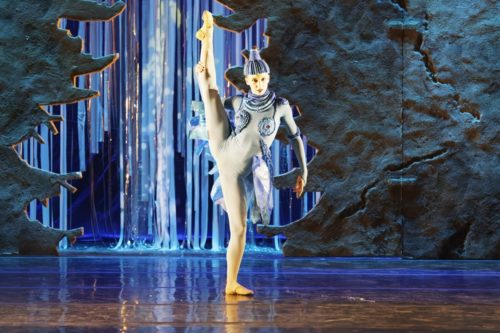 """""""Lo Schiaccianoci"""" di Cajkovskij in scena al Teatro Quirino di Roma"""