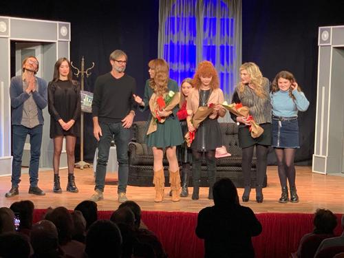 """Grande successo per lo spettacolo """"Qualcosa in comune"""", con Milena Miconi, Nadia Rinaldi e Sofia Graiani, in scena al Teatro Tirso de Molina"""