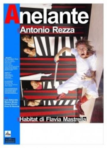 Rezza e Mastrella al teatro Vascello di Roma con Bahamuth e Anelante
