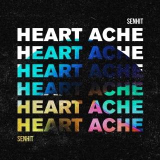 """""""Heart Ache"""", il singolo di Senhit e giovedì 12 dicembre sarà a All Together Now in prima serata su Canale 5"""