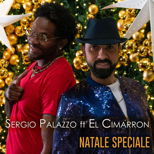 "Sergio Palazzo torna con un nuovo singolo, ""Natale Speciale"", disponibile in digital download e su tutte le piattaforme streaming"