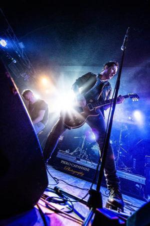 JWH Intimate Live Experience: il ritorno della band per Andy Warhol's Factory