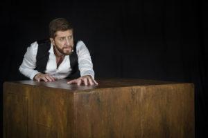 Zhivago Story, il libro che non doveva essere scritto, lo spettacolo in scena all'OFF/OFF Theatre di Roma