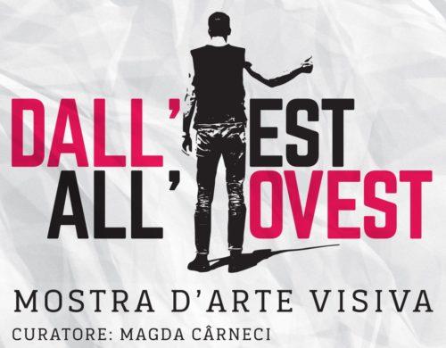 Dall'Est all'Ovest, la mostra d'arte visiva alla Galleria d'Arte Accademia di Romania in Roma