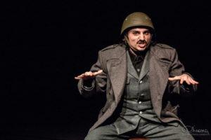 Sciaboletta, la piccola storia di un piccolo Re in scena al Teatro Argot Studio di Roma