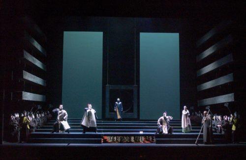 Turandot, variazione orario d'inizio per il 12 gennaio 2020. Stagione Lirica 2020 Teatro Regio di Parma