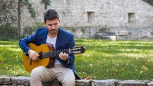 """Renato Caruso live all'Acquario Civico di Milano eseguirà alcuni brani estratti dal suo album """"Pitagora pensaci tu"""""""