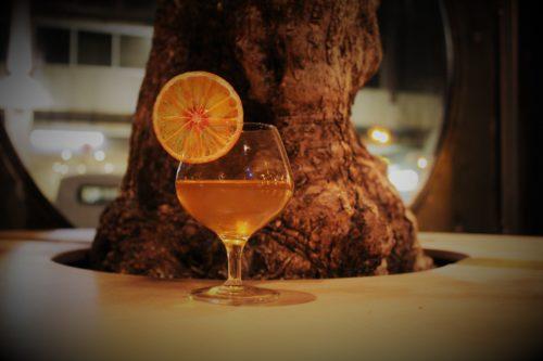 """Amarcord, il drink ispirato al film """"Amarcord"""", di Federico Fellini, 1973"""
