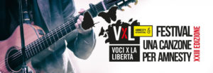 Al via i premi Amnesty 2020 per le migliori canzoni sui diritti umani
