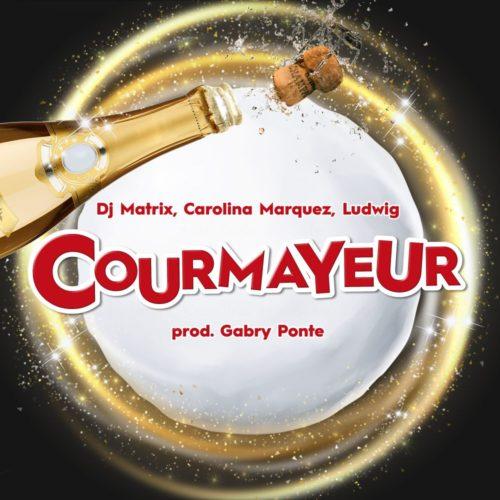 Courmayeur il nuovo singolo di DJ Matrix con Carolina Marquez e Ludwig