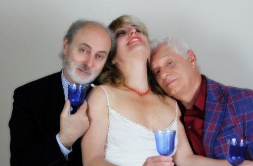 """""""Cocktail per tre"""", lo spettacolo in prima nazionale al Teatro Marconi di Roma"""