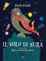 """Il volo di Nura, il primo volume della collana """"Gli aquiloni"""" rivolta ai più piccoli"""
