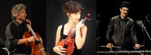 Atelier Musicale: da Bach all'improvvisazione radicale con il trio Manera-Mirra-Remondini alla Camera del Lavoro di Milano