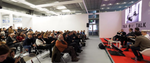 "Flash Art Talk. ""Artisti, medium e mercati: nuove traiettorie in Italia"""