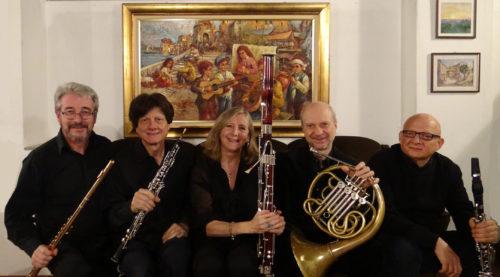 """Atelier Musicale: pagine del Novecento italiano con il Quintetto di fiati """"Goffredo Petrassi"""" alla Camera del Lavoro di Milano"""