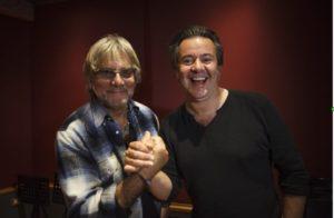 Andrea Giraudo e Tony Esposito in concerto a Roma al live club 'Na Cosetta