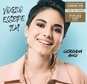Voglio essere tua, il brano della cantautrice italo-francese Giordana Angi