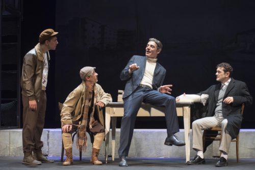 I soliti ignoti con Vinicio Marchioni e Giuseppe Zeno al Teatro Traiano di Civitavecchia