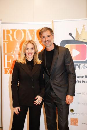 """Beppe Convertini e Lisa Marzoli protagonisti a Catania della kermesse """"Da sempre, più di prima"""""""