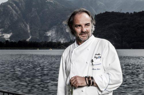 Lo chef stellato Marco Sacco e l'imprenditore Matteo Morello inaugurano il nuovo ristorante Castellana San Giovanni