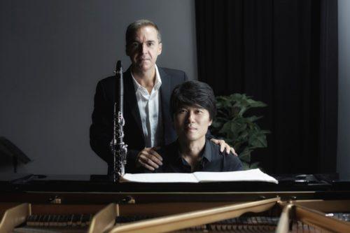"""""""Divertissement per clarinetto"""" con il duo Meloni-Yoshikawa alla Camera del Lavoro di Milano"""