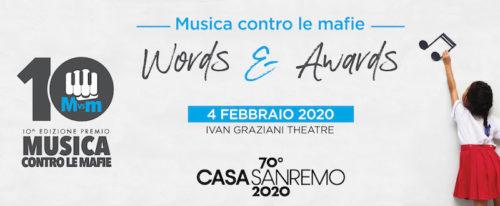 Musica contro le mafie a Casa Sanremo. In occasione della 70° edizione Festival della Canzone Italiana Mvsm continua le sue attività