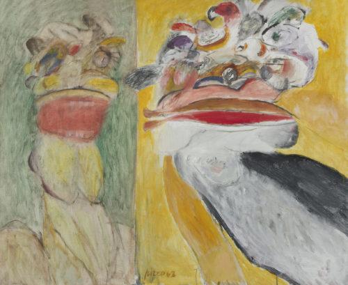 Pirro Cuniberti|Giuseppe Ferrari. Omaggio a due grandi maestri del Novecento bolognese, la mostra alla galleria Fondantico di Bologna