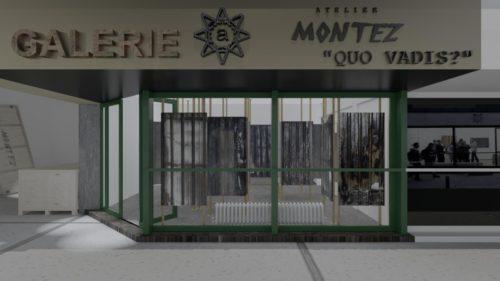 """Atelier Montez – Gli """"scarti urbani"""" di Roma in mostra a Vienna"""