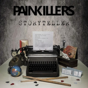 Storyteller, l'album di debutto della band punk-rock PainKillers