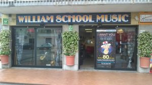 """La William School Music raddoppia con il sociale"""
