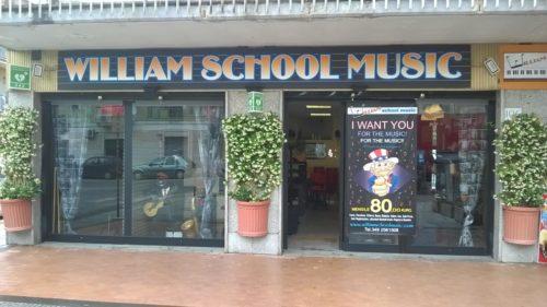 """""""La William School Music raddoppia con il sociale"""""""