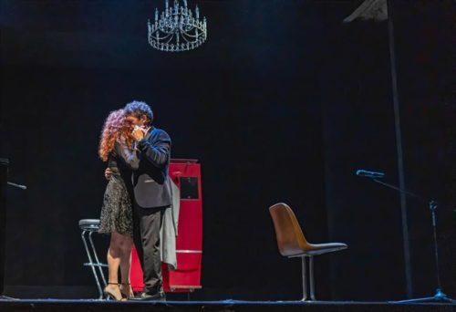 """""""Il mio nome è Caino"""" con Ninni Bruschetta e Cettina Donato in scena al Teatro Menotti di Milano"""