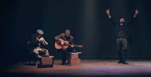 """""""Der Boxer"""", al Teatro Kopo' di Roma la storia di Johann Trollman il pugile zingaro che sfidò il terzo reich"""