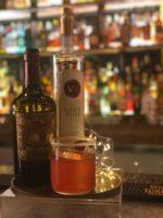 """Ghino, il drink ispirato al film """"Hammamet"""", di Gianni Amelio, 2020"""