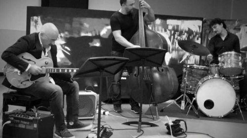 Three Dimensional Jazz Trio in concerto presso Associazione Musicale Eschilo