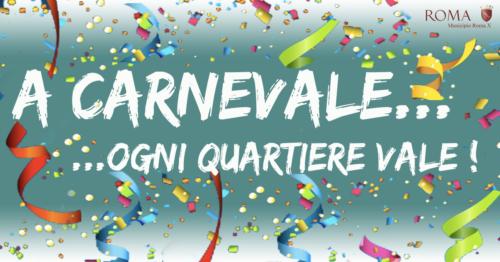 Carnevale 2020 nel Municipio X di Roma, week end in maschera in tutti i quartieri