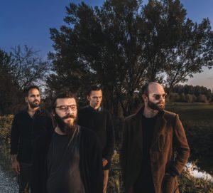 """E' uscito """"I Can see the darkness fall"""" nuovo lavoro disco grafico del progetto Gabriele Fava Group"""