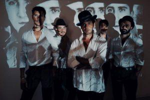 """""""Sambol – amore migrante"""", l'album del quintetto strumentale Guappecarto'"""