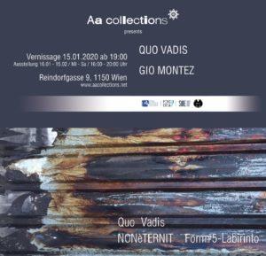 """Atelier Montez – Apre a Treviso la mostra """"Prometeo"""", installazioni e azioni per rappresentare il dramma esistenziale umano"""