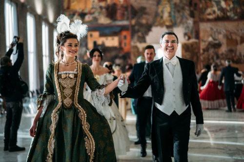 La Compagnia Nazionale di Danza Storica apre il Carnevale nella Capitale con il divertentissimo Gran Ballo di Carnevale tra le Epoche