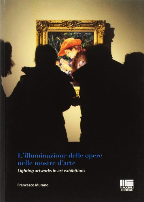 """Vittorio Sgarbi e Francesco Murano presentano il libro """"L'illuminazione delle opere nelle mostre d'arte"""""""