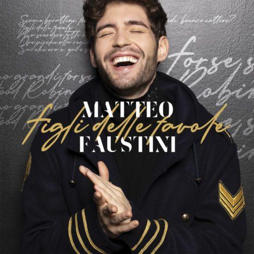 """Matteo Faustini in gara nella categoria """"Nuove Proposte"""" al 70° Festival di Sanremo con il brano """"Nel bene e nel male"""""""