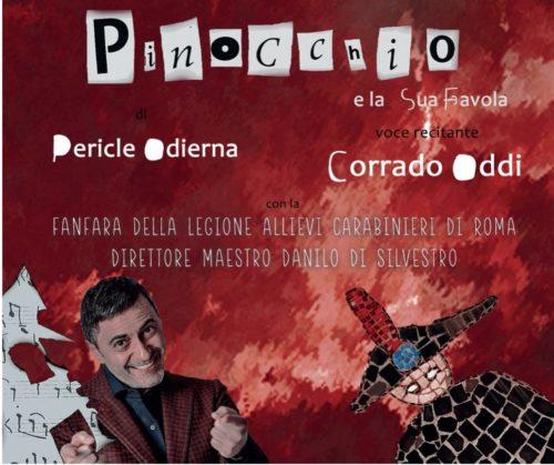 """""""Pinocchio e la sua favola"""": nuove date per lo spettacolo del maestro Pericle Odierna"""