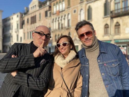 """Carnevale di Venezia. San Valentino night ball. """"Amore e musica nella piazza più romantica del mondo"""""""